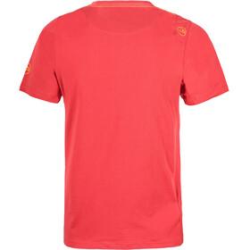 La Sportiva Van - Camiseta manga corta Hombre - rojo